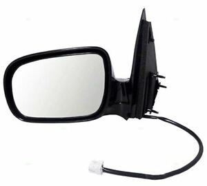 Venture Relay Silhouette Montana Left Driver Power Side View Mirror