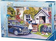 14168 Ravensburger Happy Days at Work The District Nurse 500pc Jigsaw Puzzle