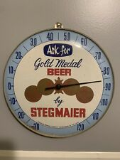 Stegmaier Beer Pam Thermometer Wilkes Barre PA