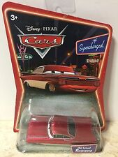 Disney Pixar Cars Supercharged Old School Ramone International Card
