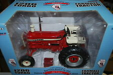 1/16 International Harvester Farmall 1206 Tractor Red Power Roundup Hard to find
