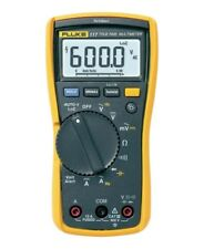 117 Fluke 600V, 3.5 Digit Digital Multimeter NEW
