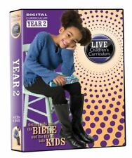 LIVE Children's Curriculum Year 2 Media Pack