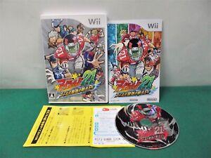 Nintendo Wii - EYESHIELD 21 - American Football animation. *JAPAN* 48476