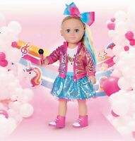 New My Life As JoJo Siwa Doll 2019  18 inch Soft Torso Doll  Dance Party Blond