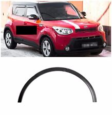For KIA Soul 2014-2016 Fender Flares Wheel Arch Guards Abs Plastic