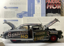 Franklin Mint 1951 Hudson Hornet Stock Car 1/24 Scale SUPER RARE