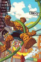 FANTASTIC FOUR 4 YANCY STREET #1 CVR A 2019 MARVEL COMICS 8/28/19 NM