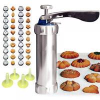 Macchina Per Biscotti Alluminio Siringa Dolci Trafile Formine Sparabiscotti 284