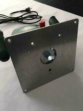 Platte Einlegeplatte Stahl Frästisch für Bosch POF 1400 ACE 1200 AE Oberfräse