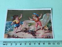 Berry's Fine Confectionary  Victorian American Advertising Trade Card Ref 49445