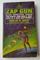 THE ZAP GUN  Philip K. Dick 1st Pyramid Paperback