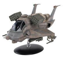 More details for eaglemoss battlestar galactica heavy raptor new boxed