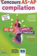 CONCOURS AIDE-SOIGNANT - AUXILIAIRE DE PUERICULTURE : COMPILATION - ANNALES