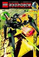 Lego exoforce set 8104 Shadow Crawler con embalaje original/with Box