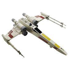 "Star Wars X-Wing fighter 30"" toy store display Hasbro w/ landing gear R2D2"