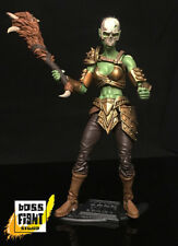 1/18 FIGURE - BOSS FIGHT STUDIO HACKS Fantasy series w2 - Female Orc Conqueror