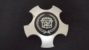 Cadillac Catera OEM Wheel Center Cap 97 98 99 Silver Finish 90 538 077 BD