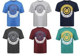 Lyallpur Front Printed 100% Cotton Round Crew Neck T Shirt Unisex S M L XL XXL