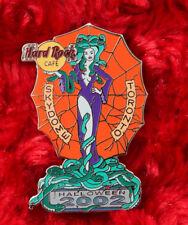 Hard Rock Cafe Pin Skydome Toronto MEDUSA Snake Girl HALLOWEEN Spider Web logo