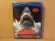 Jaws 2/Jaws 3/Jaws: The Revenge 3D Boxset (Blu-ray) *BRAND NEW*