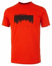 GHOST MTN Casual Line Woods T-Shirt Riot Red/Night Black, Bike-Shirt, M