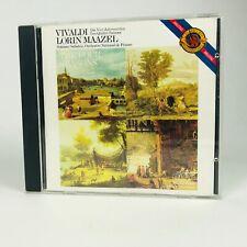 Lorin Maazel Vivaldi The Four Seasons CD 1984 CBS Records