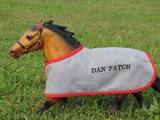 DAN PATCH embroidered blanket Breyer standardbred race pacer pace horse