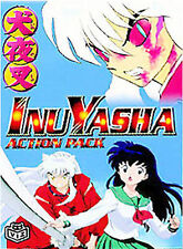 InuYasha - Action Pack 1 (DVD, 2004)