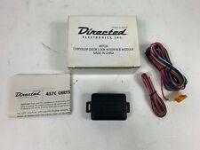 New Dei / Directed Electronics 457Cw Chrysler/Jeep Door Lock Interface Module
