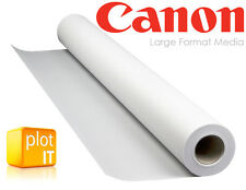 "2 Rolls Canon Photo Gloss Inkjet Paper 260gsm 24"" 610mm x 30m GLOSSY - EPSON HP"