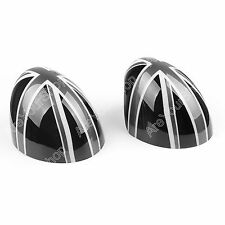 Union Jack Side Mirror Caps Set Covers Fit MINI Cooper Hardtop 14 F55& 15 F56 UE