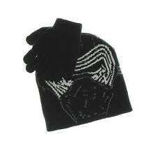 bb3d7f46e8c Star Wars Boy s 2-piece Kylo Ren Knit Beanie Hat and Glove Set - Size