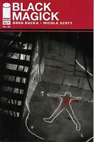 Black Magick Comic 2 Cover B Cover A First Print 2015 Greg Rucka Scott Image