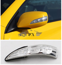 LH LED Rear View Mirror Lamp Trun Singal Light k For HYUNDAI Genesis Coupe 09-16