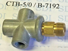 Bijur Units CTB-5/0; B-7192
