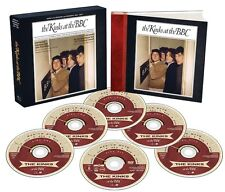 THE KINKS, THE KINKS AT THE BBC LIMITED EDITION BOX 5 CD + 1 DVD (SEALED)