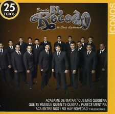Banda el Recodo de Cruz Liz rraga - Iconos: 25 Exitos [New CD]