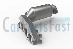 TY6054T Quality Replacement Type Approved Exhaust Manifold Catalytic Converter