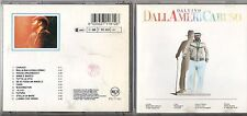 LUCIO DALLA CD stampa ITALIANA Dallamericaruso MADE in ITALY 1986 TIMBRO SIAE