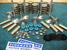 HONDA SOHC CB750 F2 PERFORMANCE VALVE TRAIN STAINLESS VALVES BEEHIVE SPRINGS
