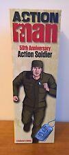 50th Action Man Soldier Box GI Joe  **BOX ONLY**