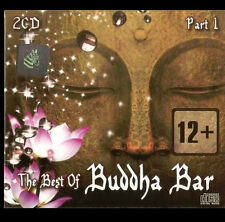 The Best of BUDDHA BAR Part 1 ( 2 CD 30 tracks,  NEW )