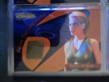 Star Trek 40th Anniversary trading cards - C12 Seven of Nine costume card