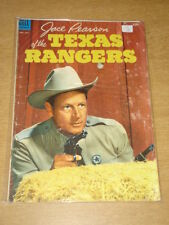 JACE PEARSON TALES OF THE TEXAS RANGERS #3 G+ (2.5) DELL COMICS OCTOBER 1953