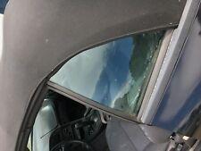 95-99 Mitsubishi Eclipse Convertible LH Drivers Rear Quarter 1/4 Window Glass