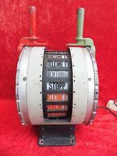 Alter Maschinen Telegraph , Fritz Hecht Schifftelegrafenfabrik Kiel , 11,6kg
