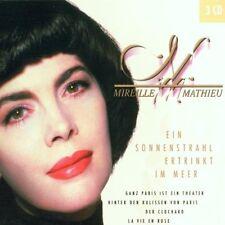 "Mireille Mathieu ""un rayon de soleil..."" 3 CD BOX NEUF"
