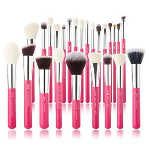 Jessup 25PCS Makeup Brushes Set Face Eye Powder Foundation Blush Cosmetic Tool