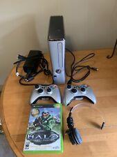 Xbox 360 Slim Trinity Halo Reach Special Edition 250 Gb Bundle